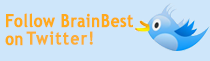 Follow BrainBest on Twitter!