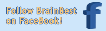 Follow BrainBest on Facebook!