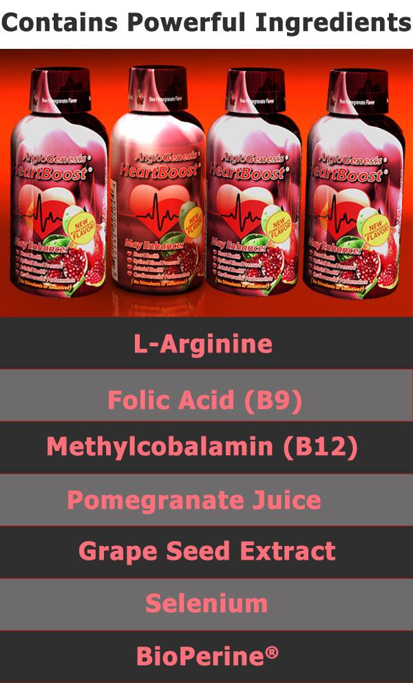cardiovascular supplement